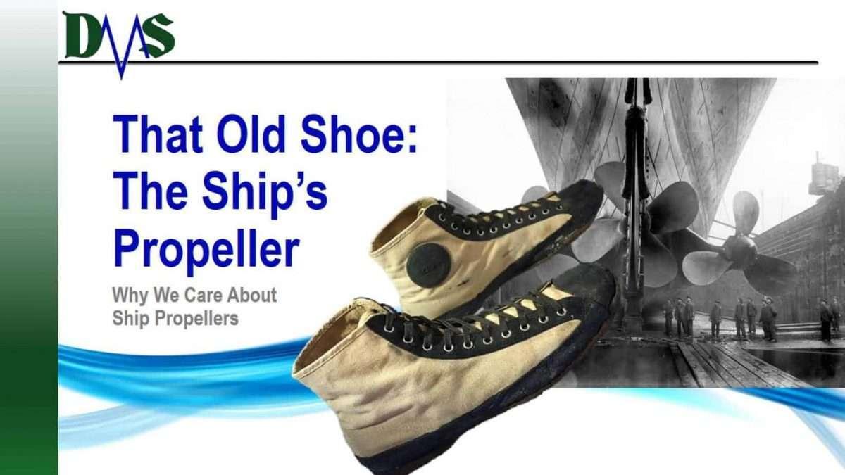 Propeller Shoe Fit