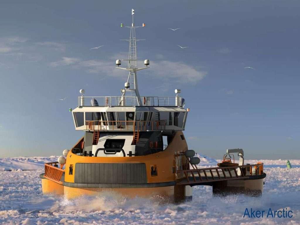 Aker Icebreaker Tug