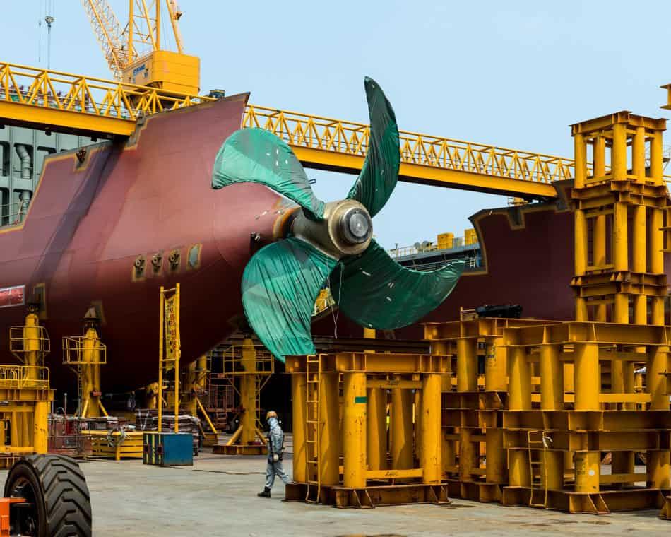 Maersk Propeller