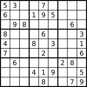 Human Sudoku