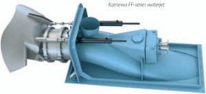 A Typical Waterjet